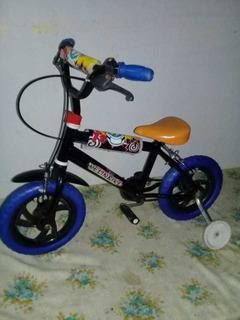 Bicicleta Kelinbike Rodado 12
