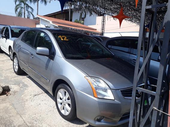 Nissan Sentra S Automático 2012 Impecável