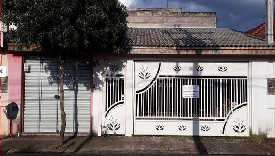 Casa Para Aluguel, 2 Quartos, 2 Vagas, Chácara Machadinho I - Americana/sp - 8812