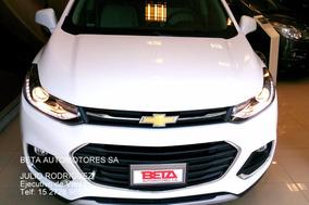 Chevrolet Tracker Ltz 4x2 1.8n Manual 5p 0km Año 2017 Rb