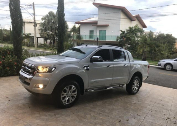 Ford Ranger 3.2 Limited Cab. Dupla 4x4 Aut. 4p 2019