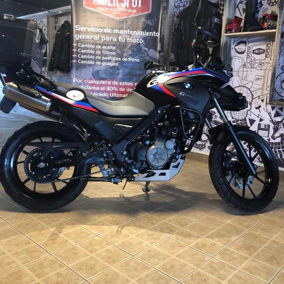 Moto Touring Bmw G650 Gs 2014