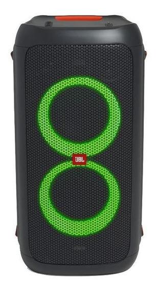 Caixa De Som Jbl Partybox 100, Bluetooth, 160 Watts, Preta
