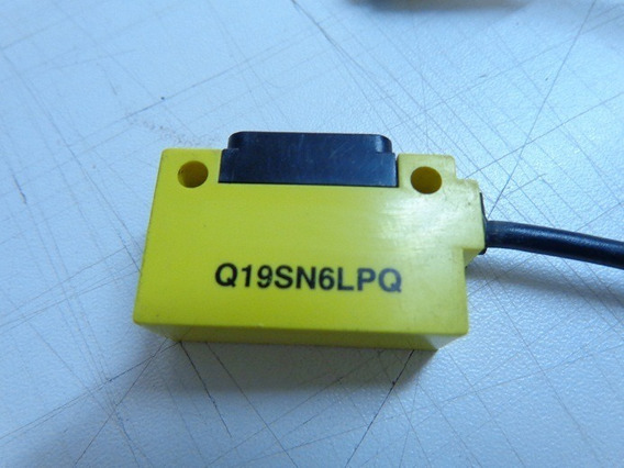 Q19sn6lpq Banner Sensor Fotoeletrico