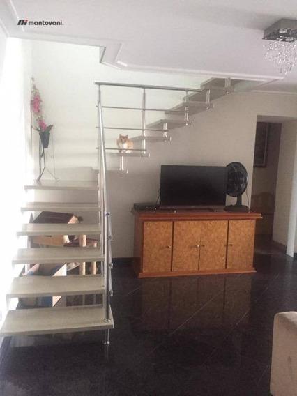 Cobertura Com 3 Dormitórios À Venda, 193 M² - Mooca - São Paulo/sp - Co0003