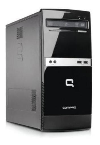 Computador Hp Compaq Core 2 E 3gb Ram, Windows 7 64 Bits