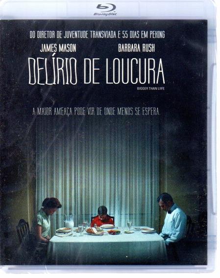 Blu Ray Delirio De Loucura - Classicline - Bonellihq P20