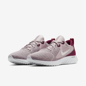 Tênis Feminino Nike Legend React Rose Original