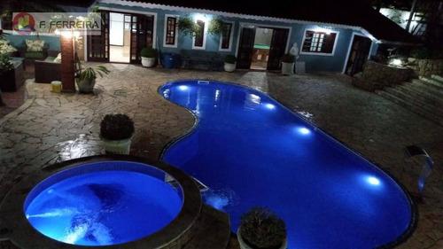 Imagem 1 de 30 de Chácara Com 7 Dormitórios À Venda, 3280 M² Por R$ 1.600.000,00 - Porta Do Sol - Mairinque/sp - Ch0084