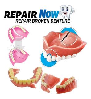 Kit Reparacion Protesis Dentadura Profesional Agnovedades