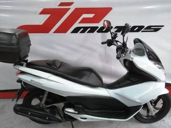 Honda Pcx 150 Branca 2014