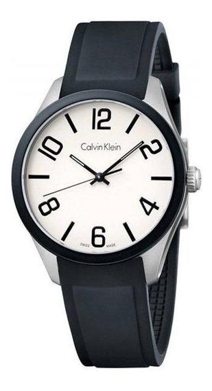 Relógio Calvin Klein Dial Men Watch K5e51cb2