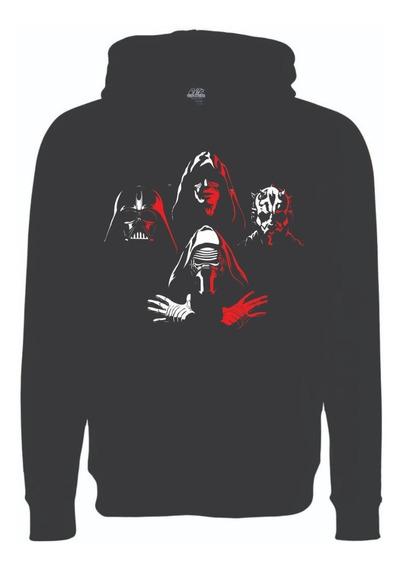 Sudadera Gorro Star Wars Sith Jedi Oscuro Hombre Mujer