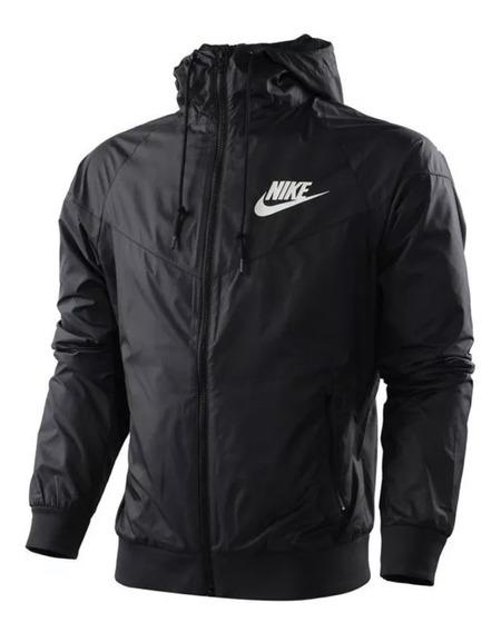 Jaqueta Corta Vento Nike Preta À Pronta Entrega Promocao