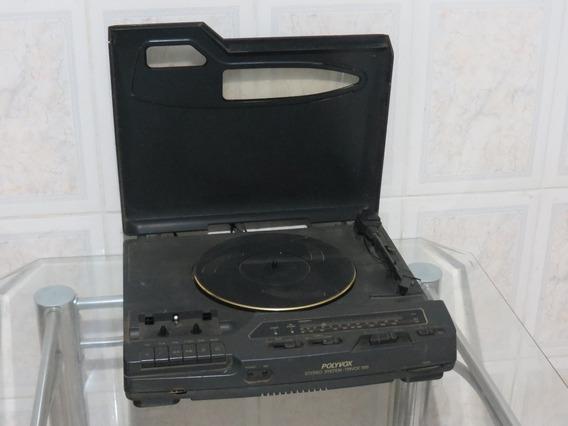Aparelho De Som Polyvox Trivox 300 Retirada Peças T Discos 2