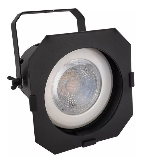 Spot Canhão Projetor Par20 Para Eletrocalha + Lampada Par 20