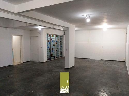 Imagem 1 de 15 de Brooklin - Casa Comercial 5 Salas + Salão C/ 50m² - Cc-167-2