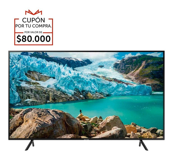 Televisor Samsung Led 55 Smart Tv Uhd 4k - Un55ru7100