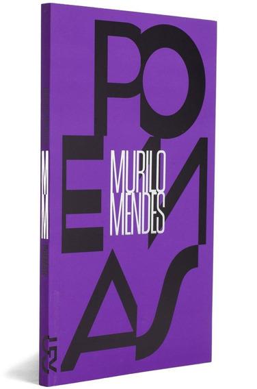 Poesia - Murilo Mendes / Frete Grátis!
