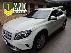 M. Benz Gla 200 Advance Flex 2016 Branca