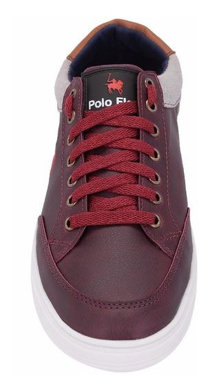 Tenis Masculino Polo Flex Fb0009