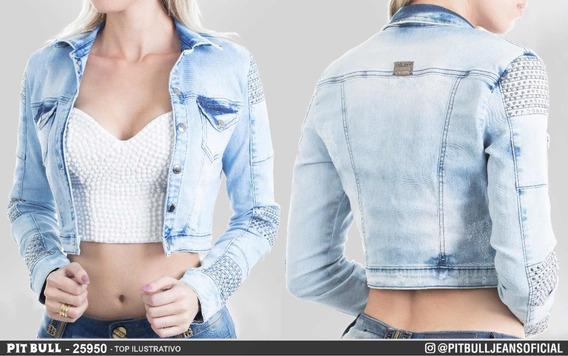 Jaqueta Pitbull Jeans Ref 25950