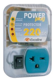 Protector Aire Y Refrig Enchu 220v Exceline Gsm-re220