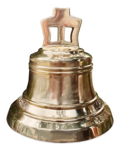 Campana De 5 Kilogramos (media Misa) Cobre Y Bronce