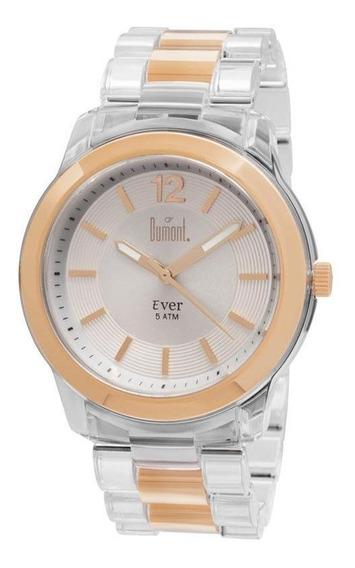 Relógio Dumont Feminino Du2035lmi/5k