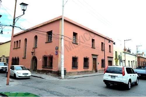 Venta Casa Del Siglo Xix En El Centro Histórico De San Luis Potosí