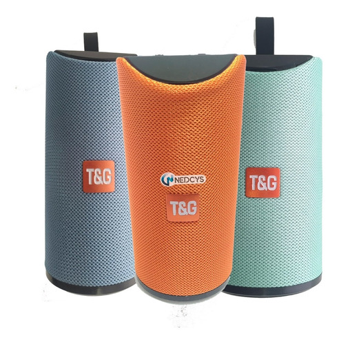 Corneta Portatil Tg-113 Bluetooth Wireless