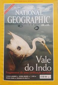 National Geographic Revista Junho/2000 Sem Uso Frete 9