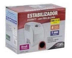 Estabilizador Eternit 3x1 300 Va Bivolt