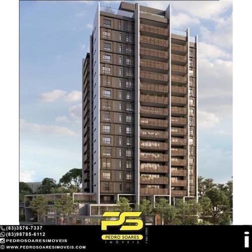 Apartamento Com 3 Dormitórios À Venda, 146 M² Por R$ 2.380.000 - Indianópolis - São Paulo/sp - Ap4914