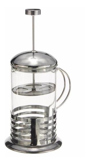 Cafetera Francesa Embolo Acero 1000ml Tetera Pc
