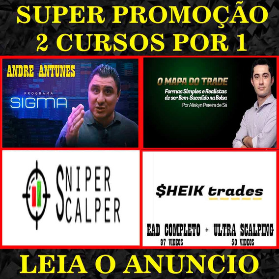 Programa Sigma sniper Scalper sheik Trader alyncin Pereira 2