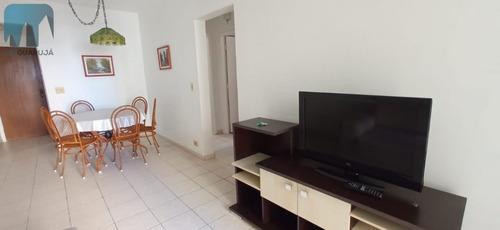 Apartamento A Venda No Bairro Barra Funda Em Guarujá - Sp.  - 1030-1