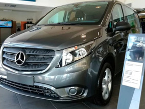 Camioneta Vito 2.0 Tourer At Mercedes Benz Financiada Flavia