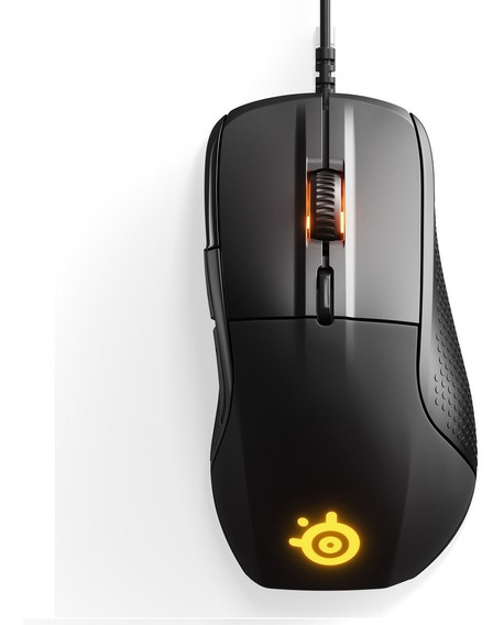 Mouse Steelseries Rival 710 Rgb Oled Display