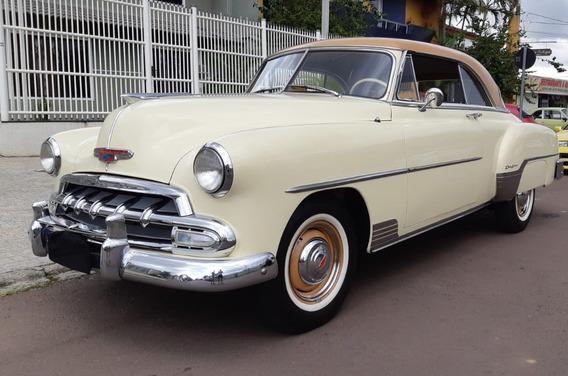 Chevrolet Bel Air 1952 Novíssimo , De Coleção. Belair Ac/ Tr