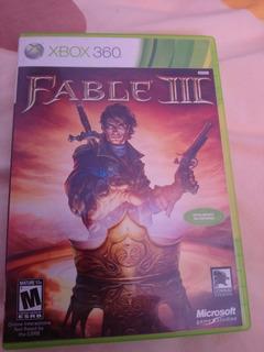 Fable 3 Español Xbox 360 Original