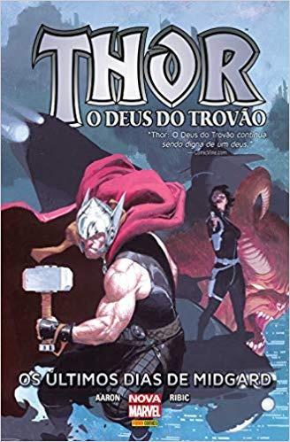 Thor O Deus Do Trovão Os Últimos Dias De Thor O Deus Do Tro