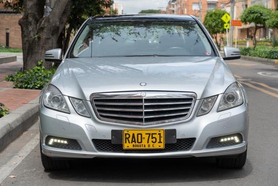 Mercedes-benz Clase E E250 Cgi