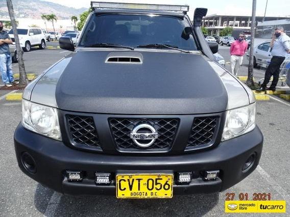 Nissan Patrol 6l 4x4