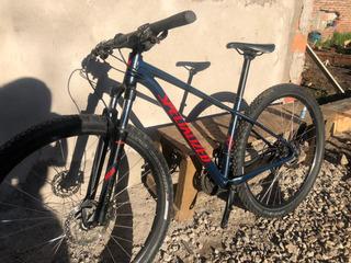 Bicicleta Specialized Rockhopper Comp 2018 2x Talle S