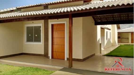 Casa Em Itaipuaçu Com 3 Quartos E Churrasqueira - 210