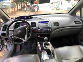 Honda Civic 1.8 Lxl Se Couro Flex 4p 2011