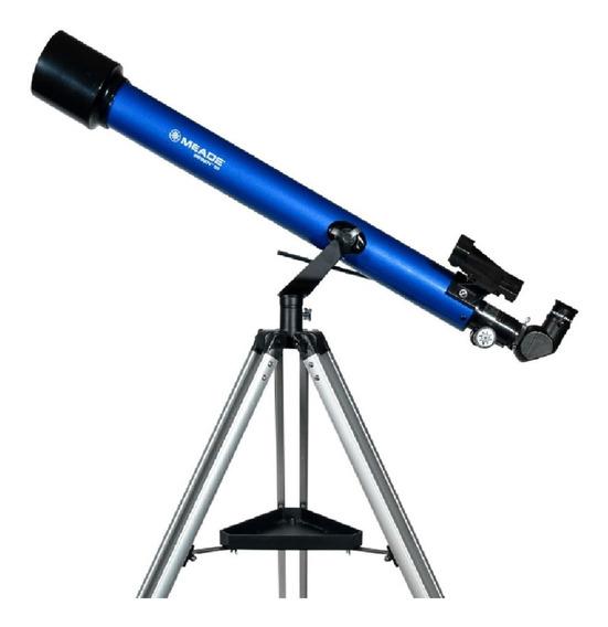 Telescópio Refrator Infinity 60mm Altazimuth Meade Original