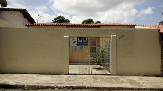 Casa No Bairro José Walter Com Garagem, 3 Quartos