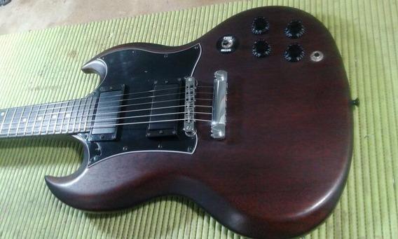 Gibson Sg Americana Com Case E Certificado